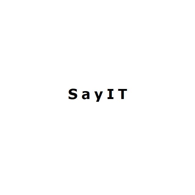 SAYIT Inc.