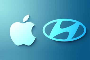 애플 + 현대 = 애플카?